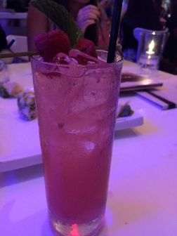 Lotus Flower Cocktail
